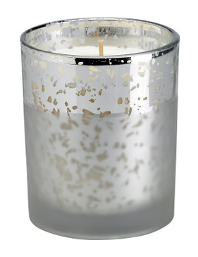 Holiday - Candle - Treasure - Silver - HOL7560 - MIN ORDER: 2