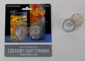 LED  - String Lights - Fairy Light Strand - Waterproof - PTC6264 - MIN ORDER: 12