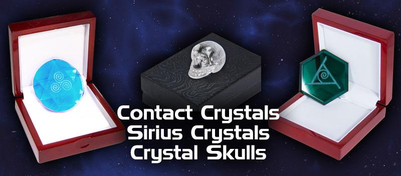 Bashar Crystals