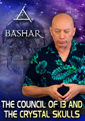 The Council of 13 and The Crystal Skulls - DVD Set