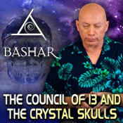 The Council of 13 and The Crystal Skulls - CD Set