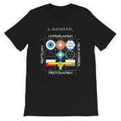 The Interstellar Enneagram Unisex T-Shirt