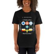 The Interstellar Enneagram Unisex T-Shirt