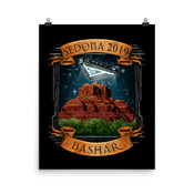 Sedona 2019 Commemorative Poster