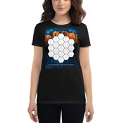 The Sedona Vortex Array Women's short sleeve t-shirt