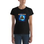 The Bashar Triskilion Women's short sleeve t-shirt