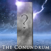The Conundrum - MP3 Audio Download