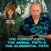 The Forest Path, The Animal Path & The Elemental Path - MP3 Audio Download