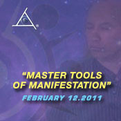Master Tools of Manifestation - 2 CD Set
