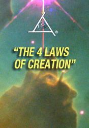 The 4 Laws of Creation - DVD