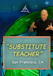 Substitute Teacher - 2 DVD Set