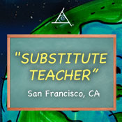 Substitute Teacher - 4 CD Set