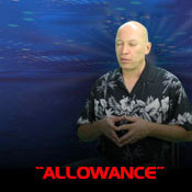 Allowance - 2 CD Set