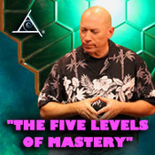 The Five Levels of Mastery - MP3 Audio Download