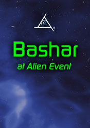 Bashar at Alien Event - MP4 Video Download