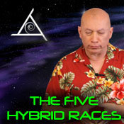 The Five Hybrid Races - 4 CD Set