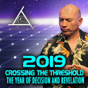 2019: Crossing the Threshold - The Year of Decision and Revelation - MP3 Audio Download