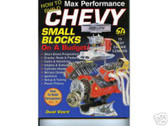 302 327 350 400 CHEVY SMALL BLK-MAX PERF ON A BUDGET