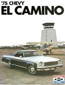 1975 75 EL CAMINO/SS454 SALES BROCHURE