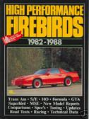82 83 84 85 86 87 88 FIREBIRD/TRANS AM PERF PORTFOLIO