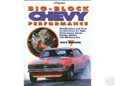 396 402 427 454 CHEVY- BIG BLOCK PERFORMANCE