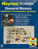 THM350 400 700-R4 CHEVY TRANSMISSIONS OVERHAUL MANUAL