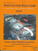 64 65 66 67 68 69 70 BUICK PARTS INTERCHANGE MANUAL