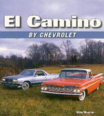 59 68 69 70 71 72 73 87 CHEVY EL CAMINO COLOR HISTORY