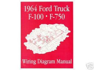 ford f750 wiring schematic 1964 ford f100 f750 truck wiring manual mjl motorsports com 2015 ford f750 wiring diagram 1964 ford f100 f750 truck wiring manual
