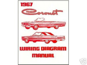 1967 67 dodge coronet wiring diagram manual - mjl motorsports.com  mjl motorsports.com