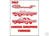 1967 67 DODGE CORONET WIRING DIAGRAM MANUAL