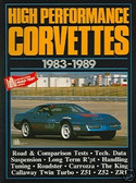 84 85 86 87 88 89 HIGH PERFORMANCE CORVETTES