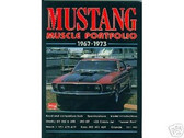 1967 1969 1970 1971 MUSTANG/ SHELBY MUSCLE PORTFOLIO