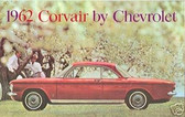 1962 CHEVY CORVAIR/MONZA SALES BROCHURE