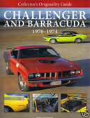 70 71 72 73 74 BARRACUDA/CUDA-THE RESTORER'S GUIDE-NEW