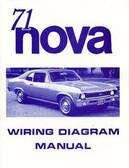 1971 NOVA WIRING DIAGRAM MANUAL
