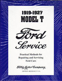 1919 20 21 22 23 24 25 26 27 FORD MODEL T SHOP MANUAL