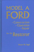 1928 29 30 31 FORD MODEL A-RESTORATION & SHOP MANUAL