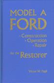 1928 29 30 31 FORD MODEL A-RESTORATION & SHOP MANUAL