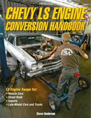 CHEVY LS ENGINE CONVERSION HANDBOOK-NEW-PUBLISHED 2011