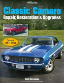 67 68 69 70 71 72 73 80 81 CAMARO RESTORATION MANUAL