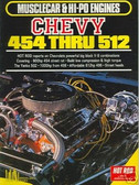 CHEVY 454-HISTORY & MODIFY FOR HORSEPOWER
