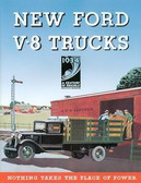 1934 FORD V-8 TRUCK SALES BROCHURE-80HP
