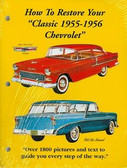 1955-56 CHEVROLET PASSENGER CAR RESTORATION MANUAL
