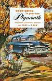 1951 1952 PLYMOUTH PASSENGER CAR OWNER'S MANUAL