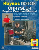 318 340 360 383 440 CHRYSLER ENGINE OVERHAUL MANUAL