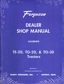 48 49 50 51 52 FERGUSON SERVICE MANUAL-TE-20 TO-20 TO30