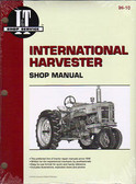 INTERN'L HARVESTER SHOP MANUAL-350D 400D W400D 450D