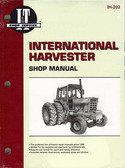 INTERN'L HARVESTER SHOP MANUAL-544 656 666 686 HYDRO 70