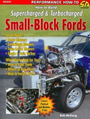 HOW TO BUILD SUPERCHARGED & TURBOCHARGED SMALL BLOCK FORDS